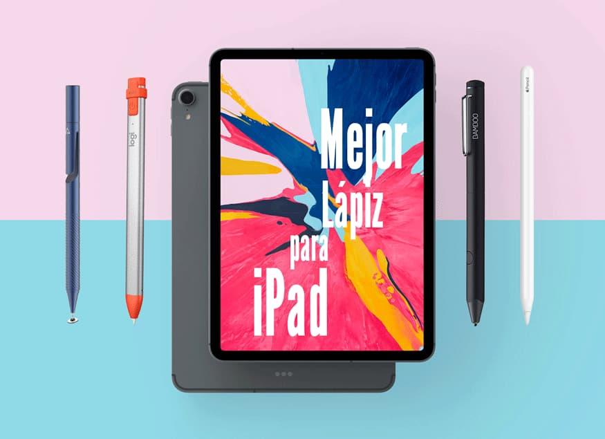 Mejor lápiz iPad