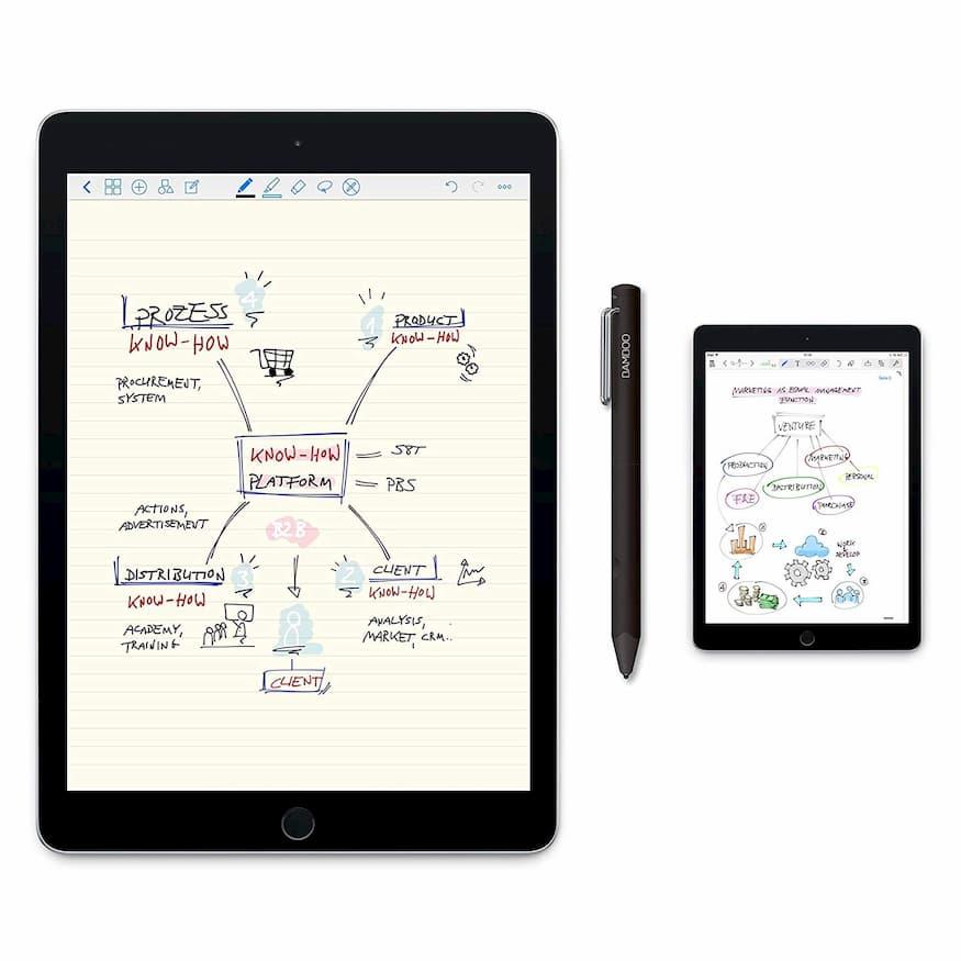Lápiz óptico iPad