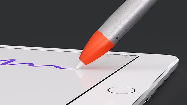 Comprar logitech crayon para iPad