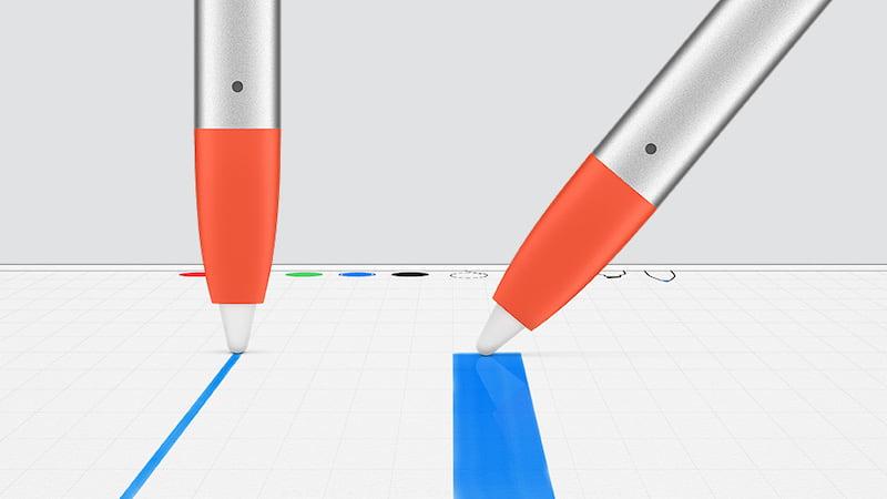 logitech crayon para ipad