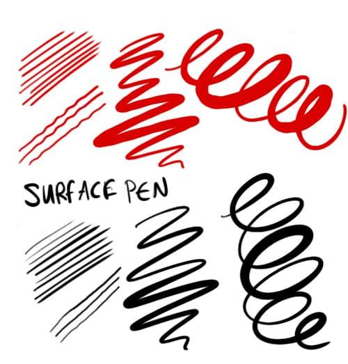 bamboo-ink-sensibilidad presión